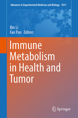 Li, Bin - Immune Metabolism in Health and Tumor, e-kirja