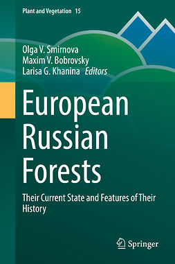 Bobrovsky, Maxim V. - European Russian Forests, ebook