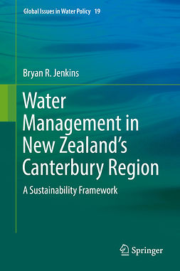 Jenkins, Bryan R. - Water Management in New Zealand's Canterbury Region, ebook