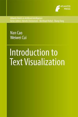 Cao, Nan - Introduction to Text Visualization, e-bok