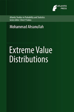 Ahsanullah, Mohammad - Extreme Value Distributions, ebook