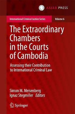 Meisenberg, Simon M. - The Extraordinary Chambers in the Courts of Cambodia, ebook