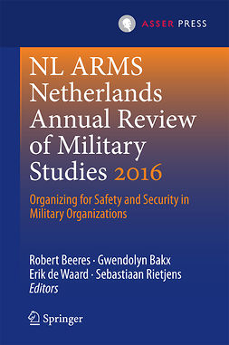 Bakx, Gwendolyn - NL ARMS Netherlands Annual Review of Military Studies 2016, e-bok