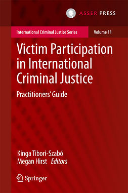 Hirst, Megan - Victim Participation in International Criminal Justice, ebook