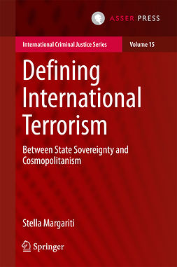 Margariti, Stella - Defining International Terrorism, ebook