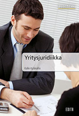 Kyläkallio, Kalle - Yritysjuridiikka, ebook