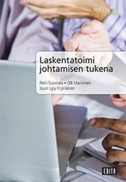Lyly-Yrjänäinen, Jouni - Laskentatoimi johtamisen tukena, e-kirja