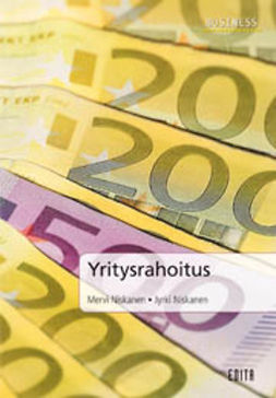 Niskanen, Jyrki - Yritysrahoitus, ebook