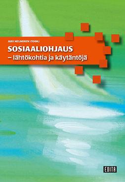 Helminen, Jari - Sosiaaliohjaus: Lähtökohtia ja käytäntöjä, e-kirja