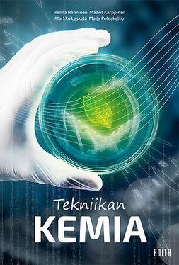 Hänninen, Hanna - Tekniikan kemia, e-kirja