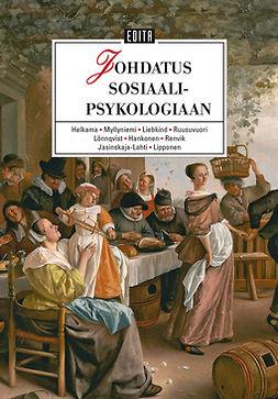Helkama, Klaus - Johdatus sosiaalipsykologiaan, e-kirja