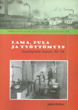 Peltola, Jarmo - Lama, pula ja työttömyys, e-kirja