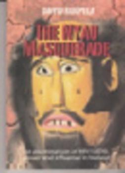 Korpela, David - The Nyau Masquerade, ebook