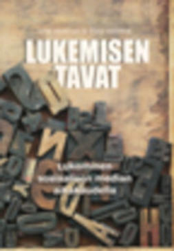 Ellisa, Vainikkamo - Lukemisen tavat, ebook