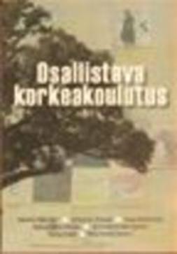 Marita, Annala Johanna Mäkinen - OSALLISTAVA KORKEAKOULUTUS, e-kirja