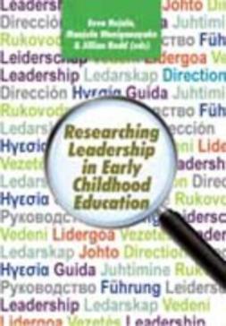 Eeva, Hujala - Researching Leadership in early childhood education, ebook
