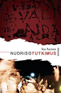 Puuronen, Vesa - Nuorisotutkimus, ebook