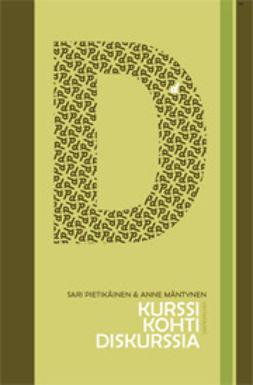 Mäntynen, Anne - Kurssi kohti diskurssia, e-kirja