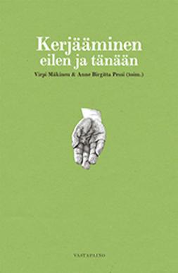 Mäkinen, Virpi - Kerjääminen eilen ja tänään, ebook