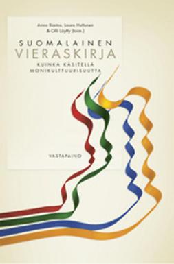 Huttunen, Laura - Suomalainen vieraskirja, ebook