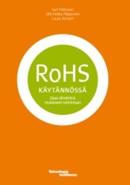 Peltonen, Sari - RoHS käytännössä - opas direktiivin mukaiseen toimintaan, e-kirja
