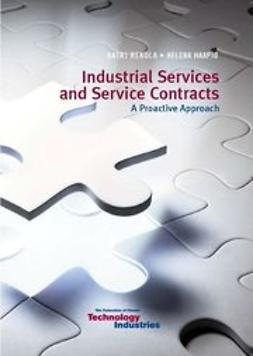 Haapio, Helena - Industrial Services and Service Contracts - A Proactive Approach, ebook