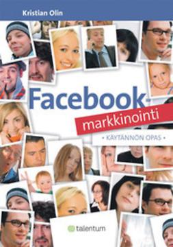 Olin, Kristian - Facebook-markkinointi, e-kirja