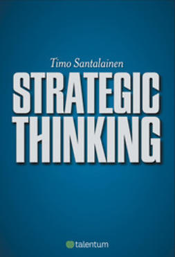 Santalainen, Timo J. - Strategic Thinking, ebook