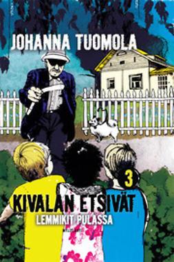 Johanna, Tuomola - Lemmikit pulassa, e-kirja