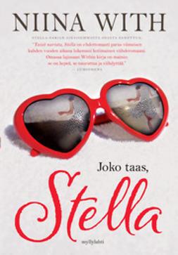 With, Niina - Joko taas, Stella, e-kirja
