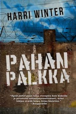 Winter, Harri - Pahan palkka, ebook