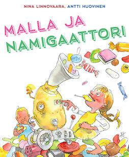 Huovinen, Antti - Malla ja Namigaattori, e-kirja