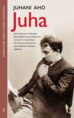 Aho, Juhani - Juha, e-kirja