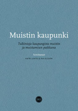 Lento, Katri - Muistin kaupunki, ebook