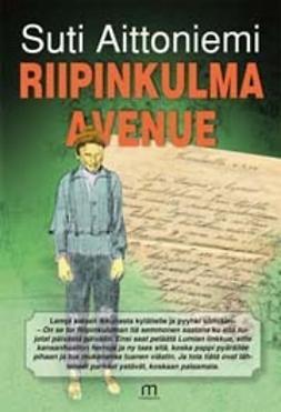 Aittoniemi, Sulo - Riipinkulma Avenue, e-kirja