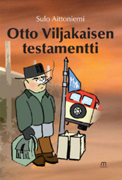 Aittoniemi, Sulo - Otto Viljakaisen testamentti, e-kirja