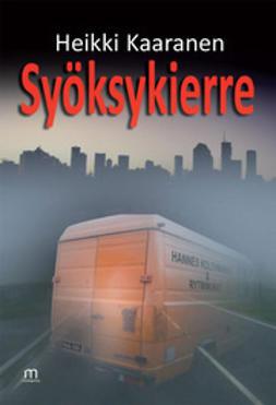 Kaaranen, Heikki - Syöksykierre, e-kirja