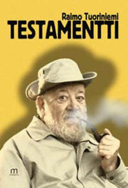 Tuoriniemi, Raimo - Testamentti, e-kirja