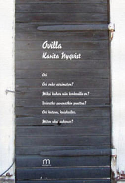 Nyqvist, Karita - Ovilla, e-kirja