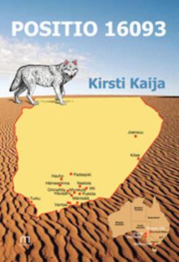 Kaija, Kirsti - Positio 16093, e-kirja