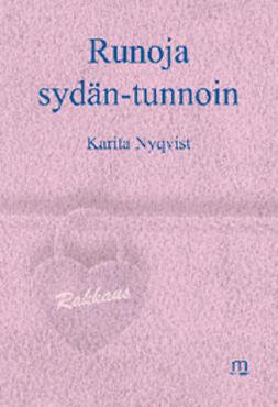 Nyqvist, Karita - Runoja sydän tunnoin, e-kirja