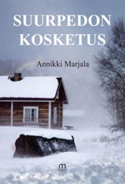 Marjala, Annikki - Suurpedon kosketus, e-kirja