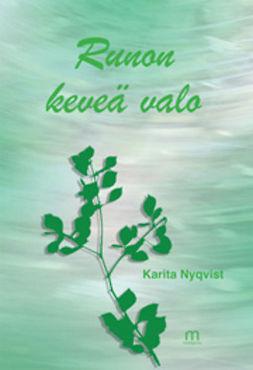 Nyqvist, Karita - Runon keveä valo, e-kirja