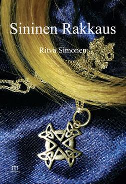 Simonen, Ritva - Sininen Rakkaus, ebook