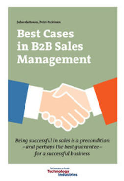 Mattsson, Juha - Best Cases in B2B Sales Management, ebook