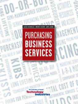 Laine, Jussi Heikkilä; Mervi Vuori; Jari A. T. - Purchasing Business Services, ebook