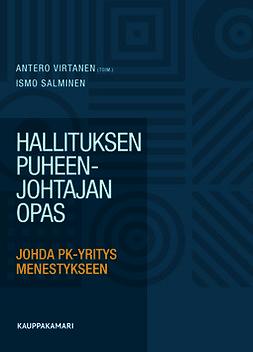 Virtanen, Antero - Hallituksen puheenjohtajan opas, e-kirja