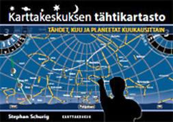 Schurig, Stephan - Karttakeskuksen tähtikartasto, e-kirja