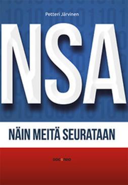 Järvinen, Petteri - NSA - näin meitä seurataan, e-kirja