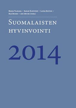 Vaarama, Marja - Suomalaisten hyvinvointi 2014, e-kirja